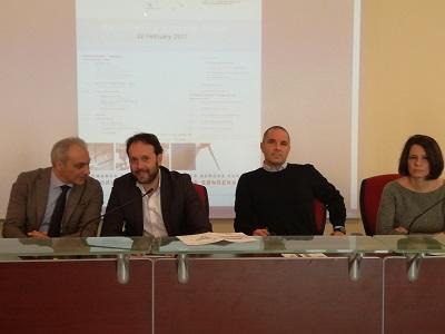 presentazione progetto horizon 2020