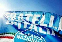 bandiera fratelli d'italia-an