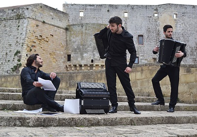 lecce - accordion