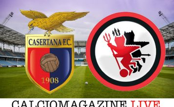 Casertana-Foggia