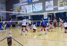 Cerignola Libera Virtus-B2F Grotte di Castellana Volley 3-0