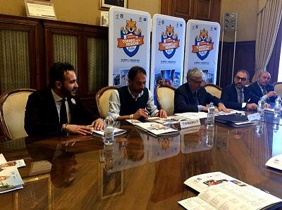presentazione torneo delle regioni di calcio a 5