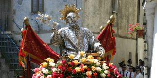san filippo neri la statua del santo