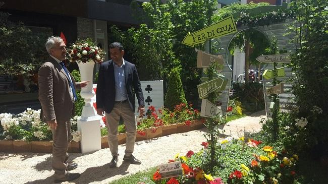 sindaco a primavera mediterranea