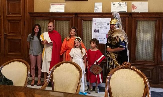 conferenza stampa antica caelia