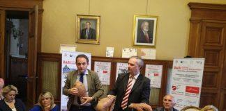 conferenza stampa mstra cimeli passato sportivo bari museo sport