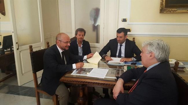 firma decreto nomina nuovo presidente amiu