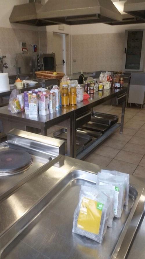bari la cucina salutare dell'alberghiero