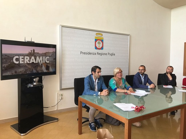 conferenza stampa discover our history
