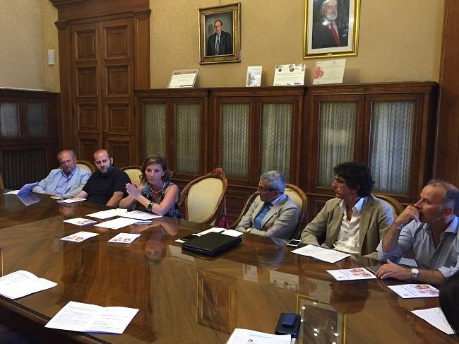 conferenza stampa piano operativo emergenza caldo