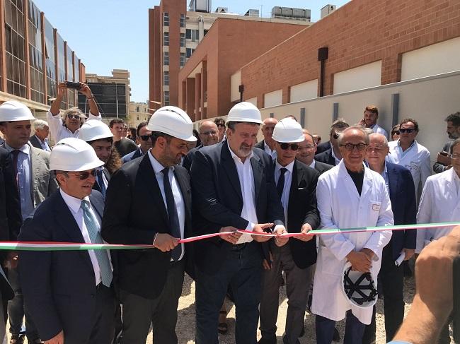 inaugurazione padiglione medicina nucleare policlinico