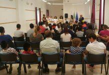 presentazione del campo estivo gratuito per 50 minori del municipio I
