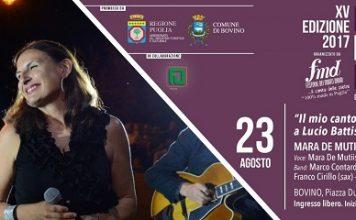 FMD a Bovino il 23 agosto 2017