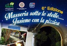 Masseria sotto le stelle Castellaneta