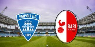 Empoli-Bari live
