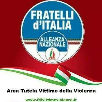 banner fratelli d'italia tutela anziani