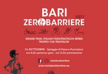 locandina domenica zerobarriere paratriathlon
