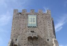 pietra, torre normanna