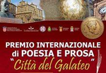 poster premio città del galateo