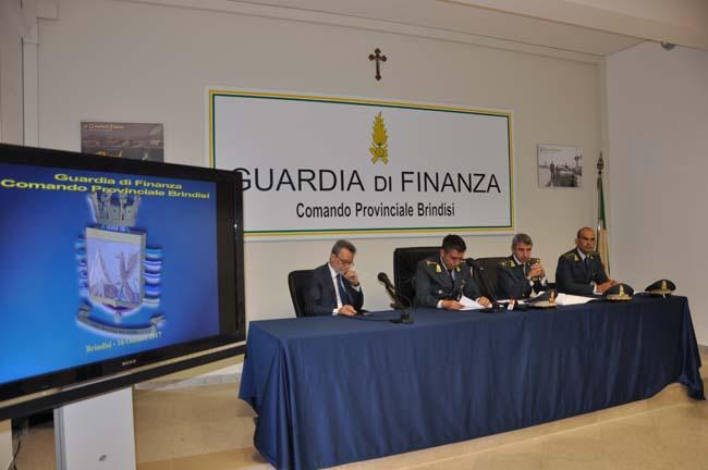 Brindisi, sequestrati beni a pregiudicato fanese per 300mila euro