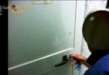 Taranto arrestato falso cieco