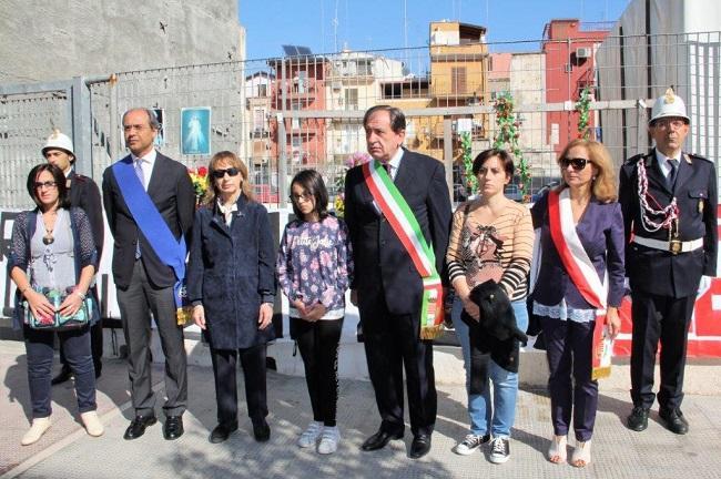anniversario crollo via roma