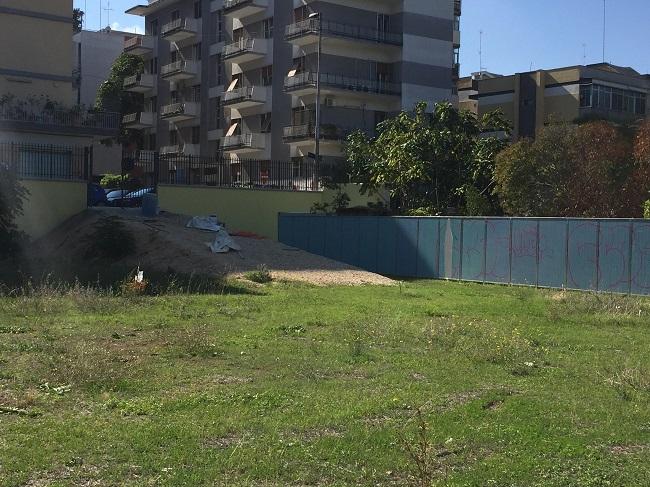 area futuro parco via gargasole