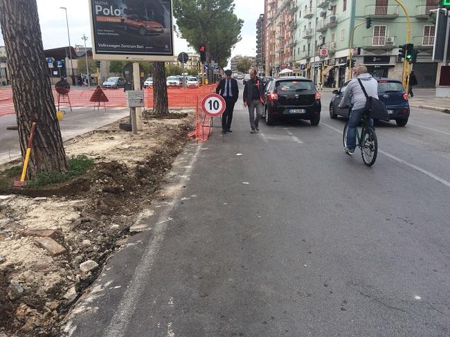 avviati interventi su manutenzione strade su municipio II