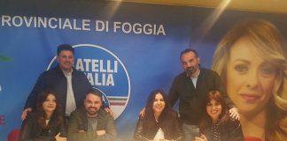 fratelli d'italia san severo