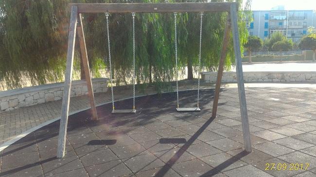 giardino de ribeira san paolo giostre