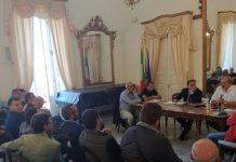 incontro sindacati metalmeccanici in regione