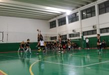 jet log bitonto - magik volley copertino