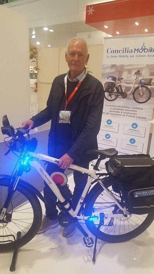 otto bici elettriche acquistate dalla pm