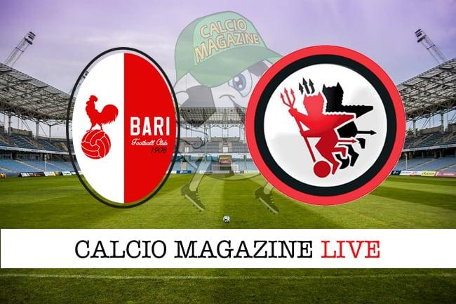 Bari-Foggia live, derby pugliese il 26 novembre dalle 12.30