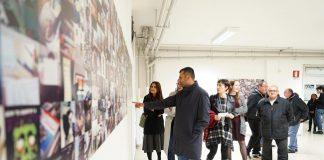 inaugurazione della mostra #nontiscordardimelo