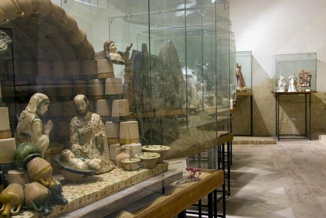 museo della ceramica - sezione presepi