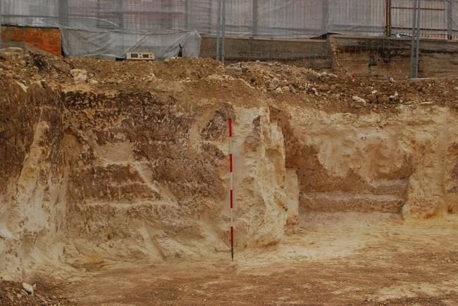pirp san marcello - assenza di siti di interesse archeologico nel cantiere