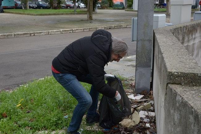 'quartieri puliti' a san giovanni battista