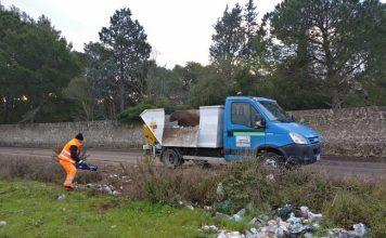 quartieri puliti via vecchia carmiano