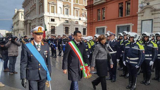 Al Duomo di Lecce la festa del Santo Patrono della Polizia Locale