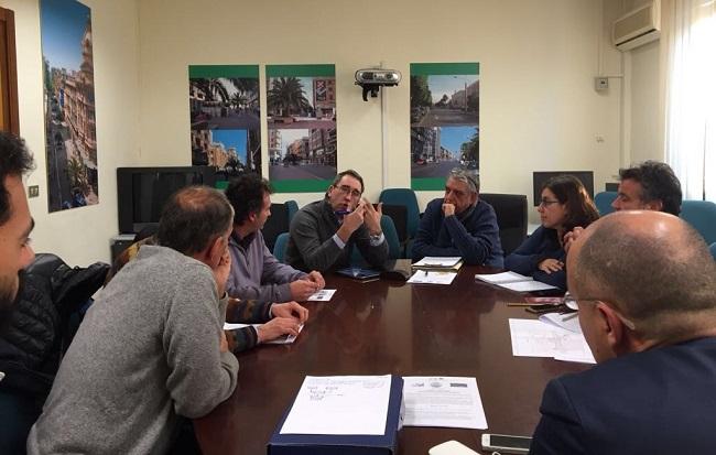 futuro parco nella ex fibronit - incontro con comitato e progettisti