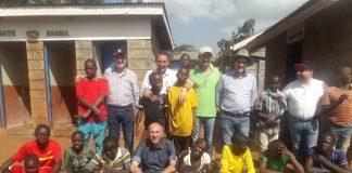 delegazione diocesi di andria in kenia