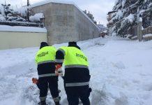 emergenza neve protezione civile provincia di foggia