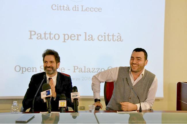 conferenza stampa patto per la città