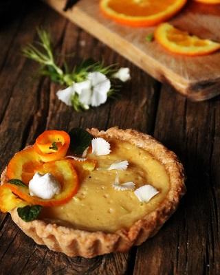 crostatina arancia