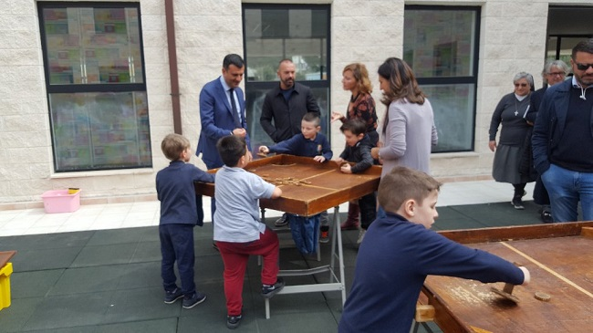 inaugurazione del nuovo centro famiglie a san girolamo