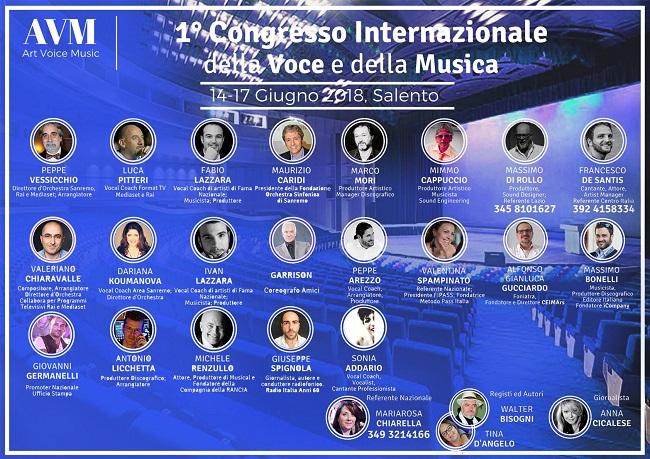 banner congresso internazionale della musica