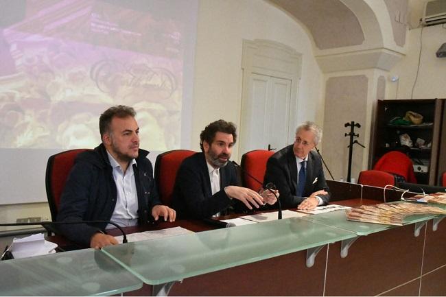 conferenza stampa 'cortili aperti'
