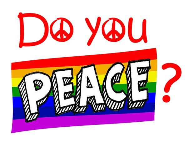 logo 'do you peace'