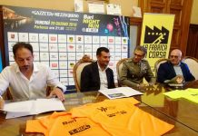conferenza stampa bari night run